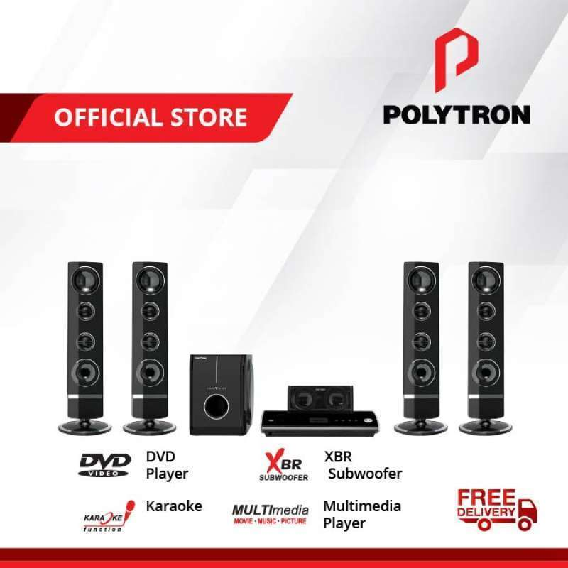 POLYTRON Home Theater PHT 728S
