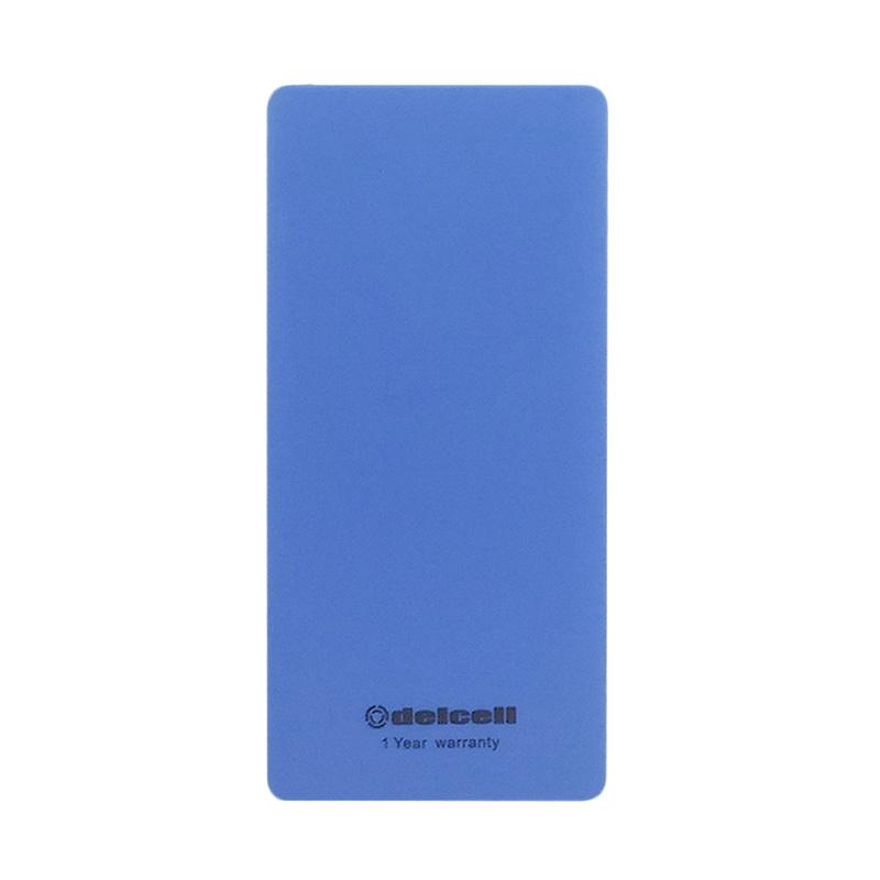 Delcell ECO Powerbank - Blue [10000 mAh/ Real Capacity]