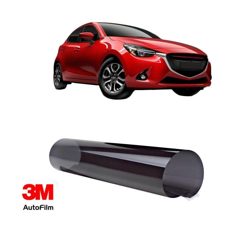 3M Auto Film Paket Eco Black Kaca Film Mobil for Mazda 2