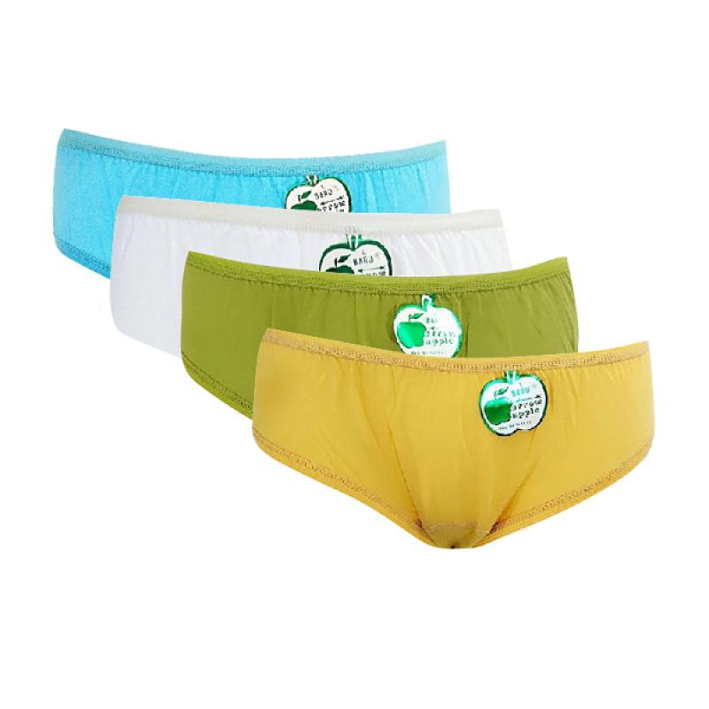harga Arrow Apple LG Celana Dalam Wanita - Multicolor [4 Pcs] Blibli.com