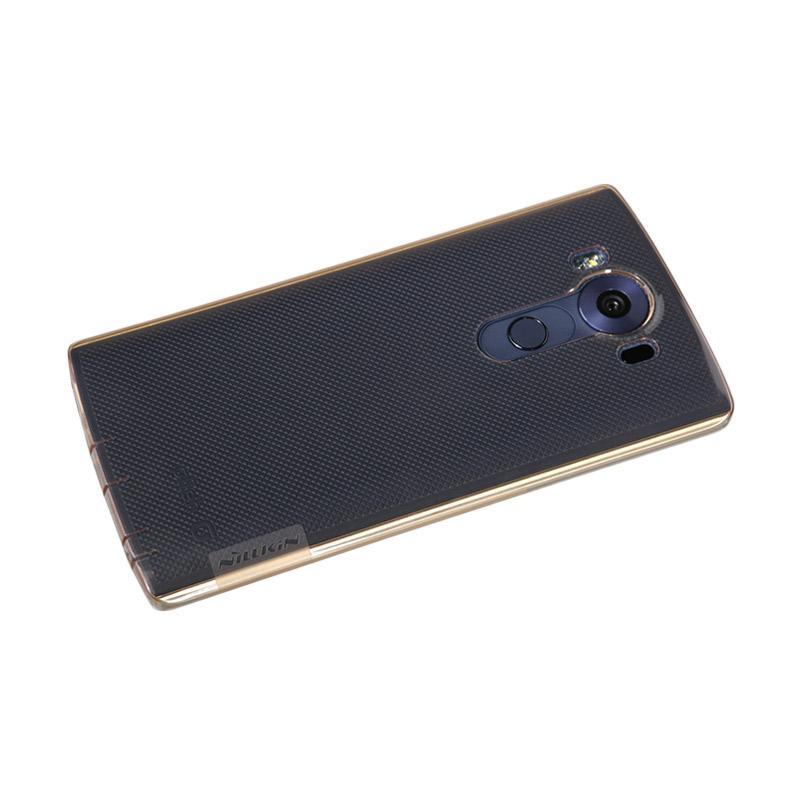 Nillkin Nature TPU Casing for LG V10 - Gold