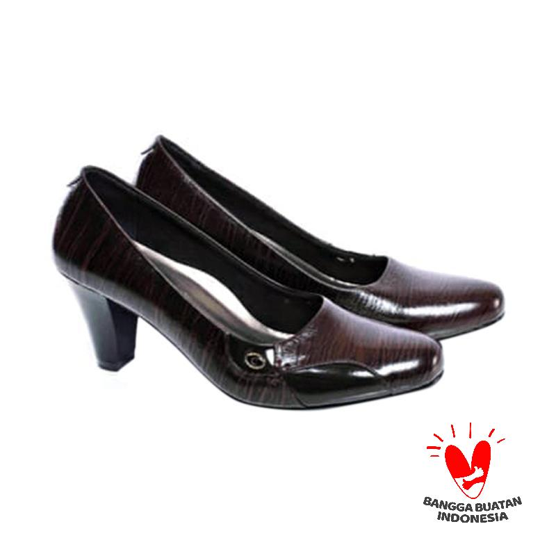 Spiccato SP 523.13 Sepatu Wanita - Dark Brown
