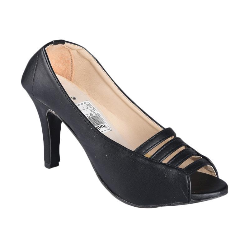 Vanilla SN-272 Sepatu High Heels Wanita - Black