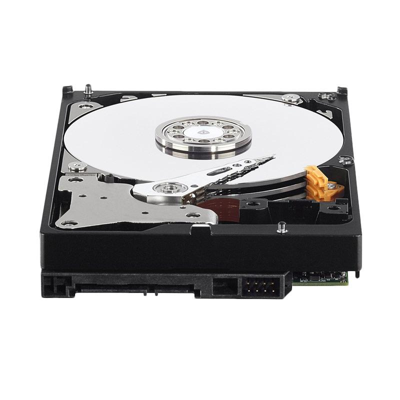 WD WD20EFRX NAS Hard Disk Internal - Red [2 TB]