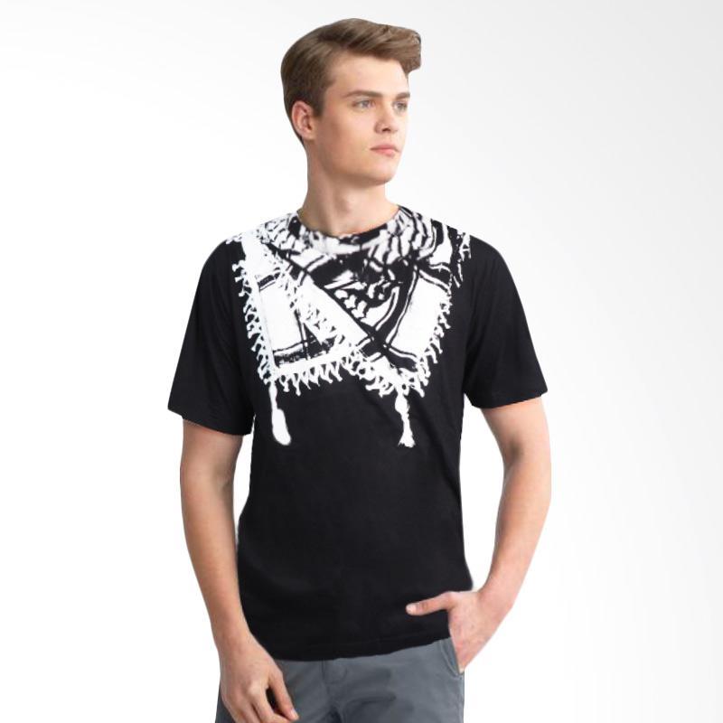harga Beijing Lu Sorban 3D Unik Kaos Pria- Hitam Blibli.com