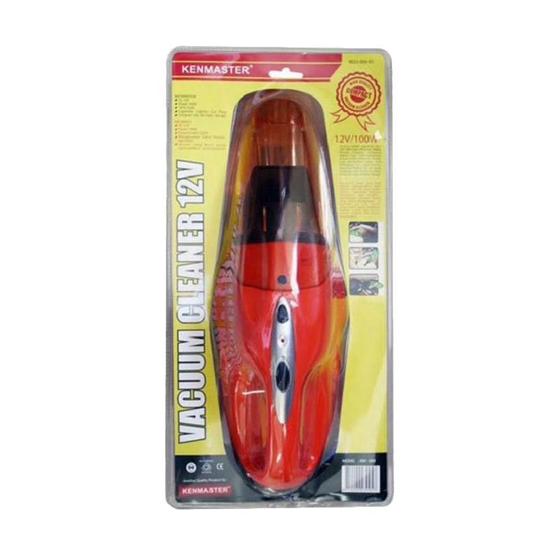 Ulasan Terbaru Kenmaster Trans KM-004 100W Vacuum Cleaner Dan Harganya