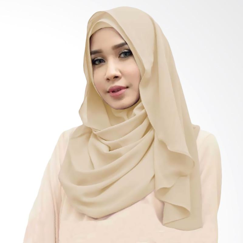 Kus Group Orchid Hijab Instant - Cream