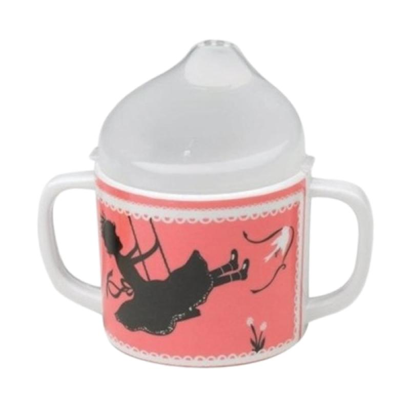 Sugar Boogar Garden Sippy Cup - Pink