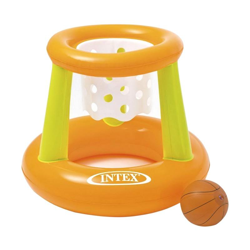 harga Intex 58504NP Ring Basket Air Floating Hoops Blibli.com