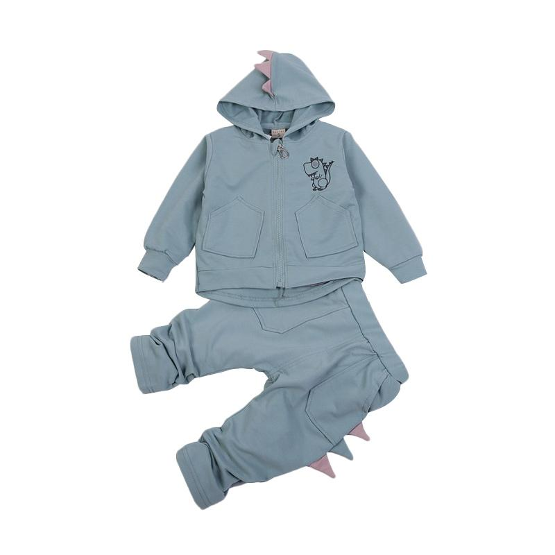 Chloe Babyshop F969 Set 3in1 Dino - Tosca