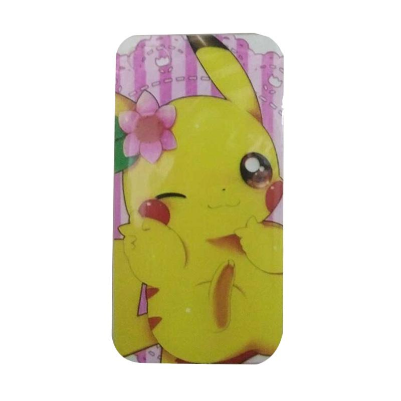 FDT TPU Pokemon 003 Casing for Apple iPhone 4 or 4S