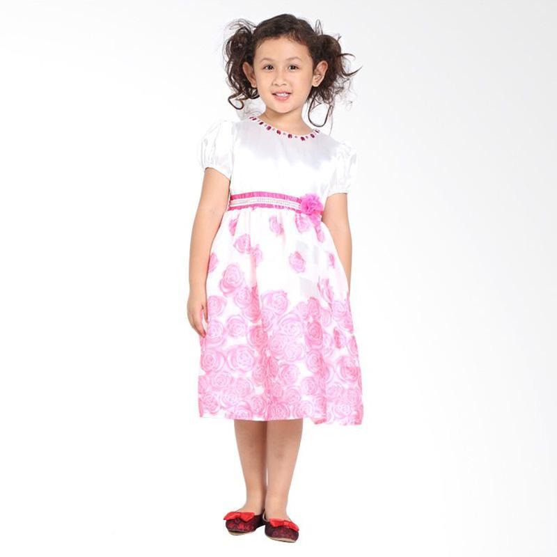 Pretty Girl 2AMORA Dress Anak - Pink
