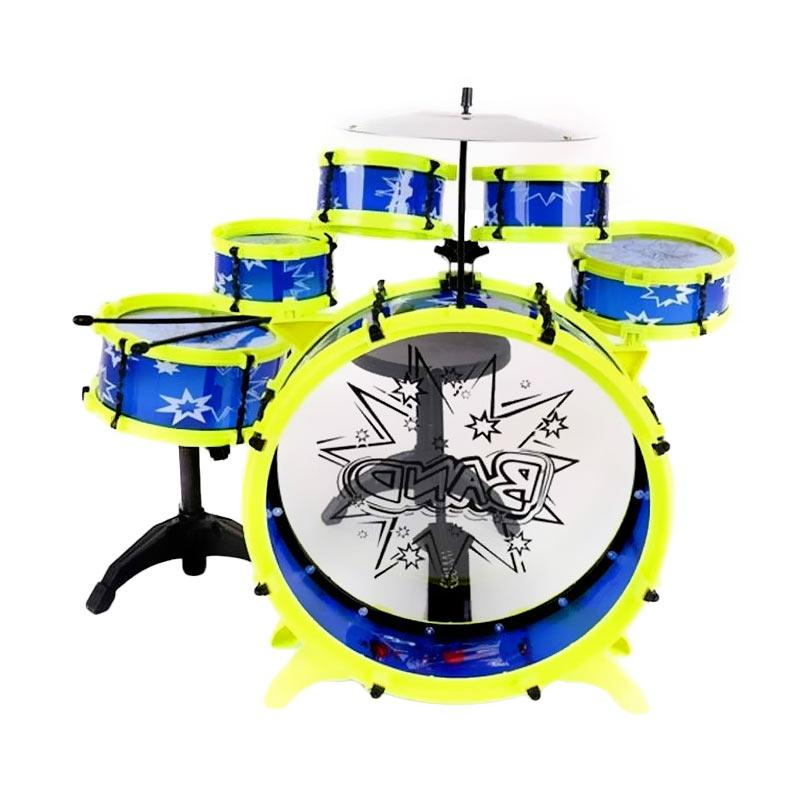 Wonderland Big Band Drum Set Mainan Anak