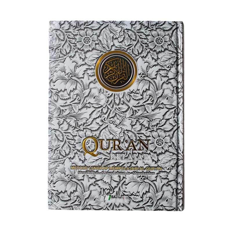 harga Almahira Quran Belajar - Silver [Cover Batik] Blibli.com