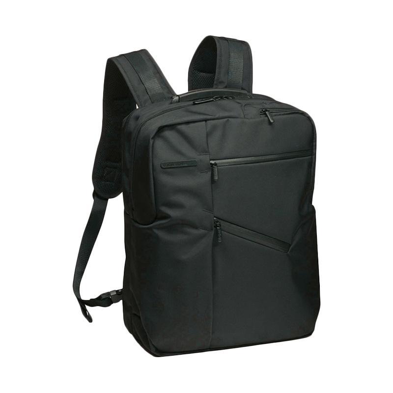Lexon Challenger Backpack Tas Pria - Well Black