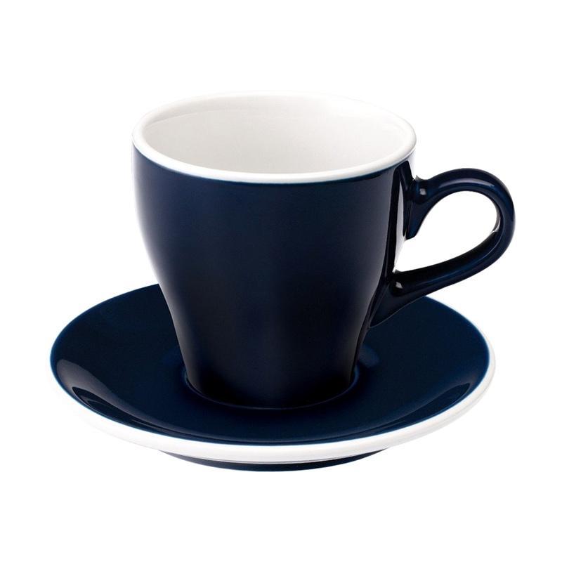 Loveramics Tulip Cafe Latte Cup Set - Denim [280 mL]