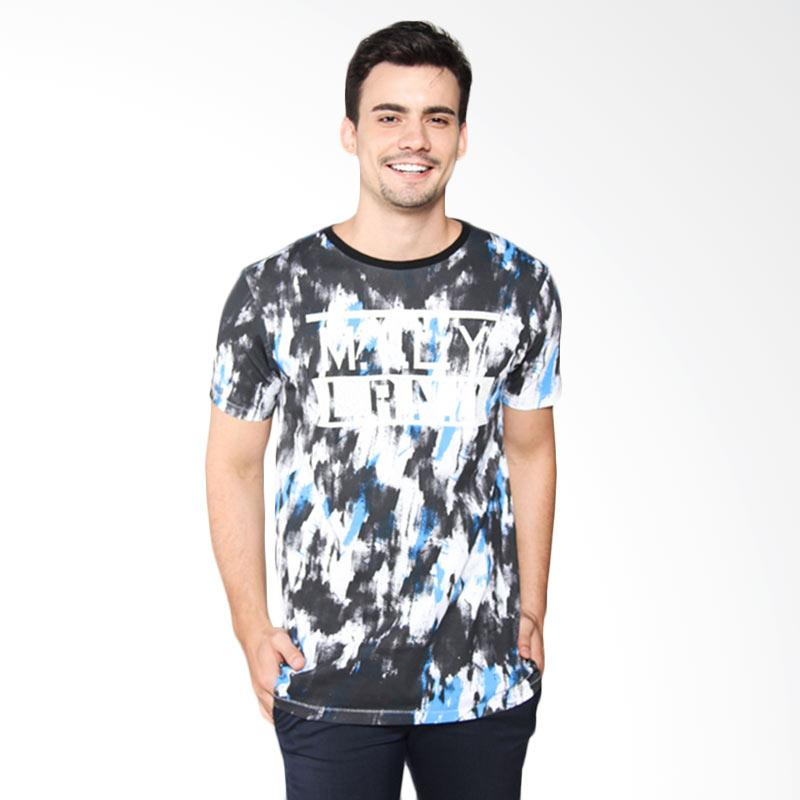 Moutley Printed Street Tee - White [309031712]