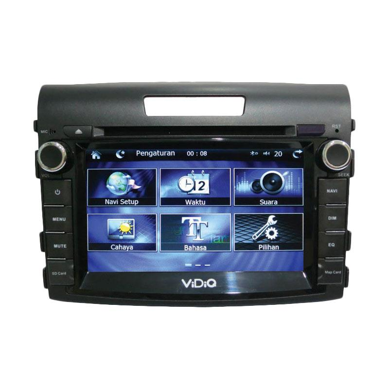 harga Vidiq 778HDQ Double Din Head Unit for Honda CRV Blibli.com
