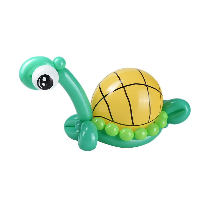 Adalima Balloon K6 Character Turtle