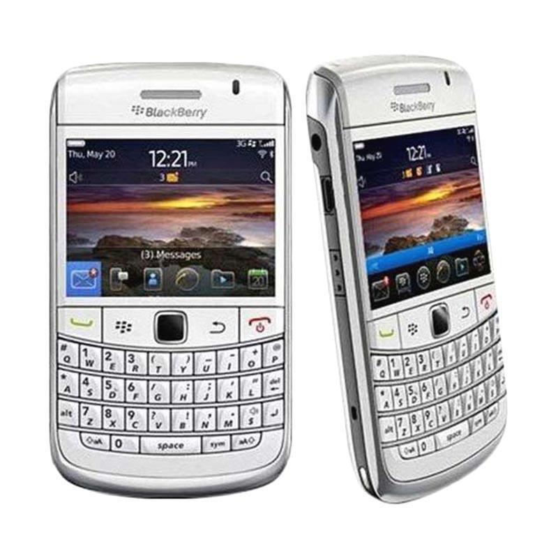 harga BlackBerry Onix2 9780 Smartphone - Putih Blibli.com