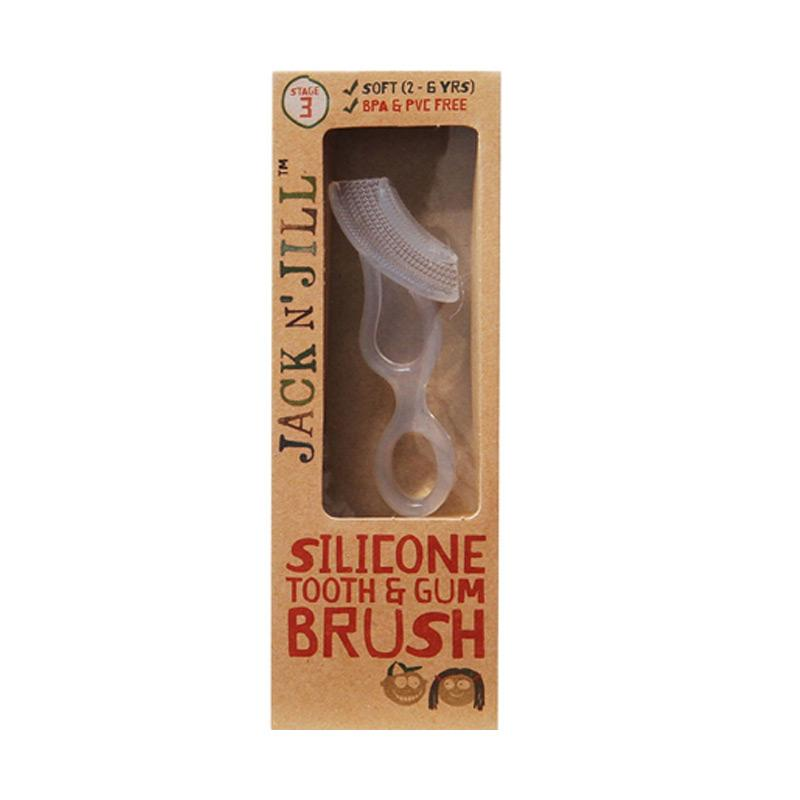 Jack N'Jill Silicone Tooth and Gum Brush