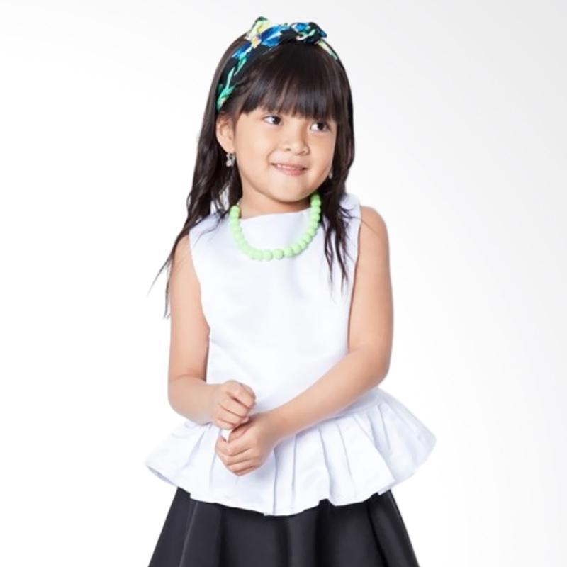 harga Minimi Nicole Atasan Anak Perempuan - Putih Blibli.com