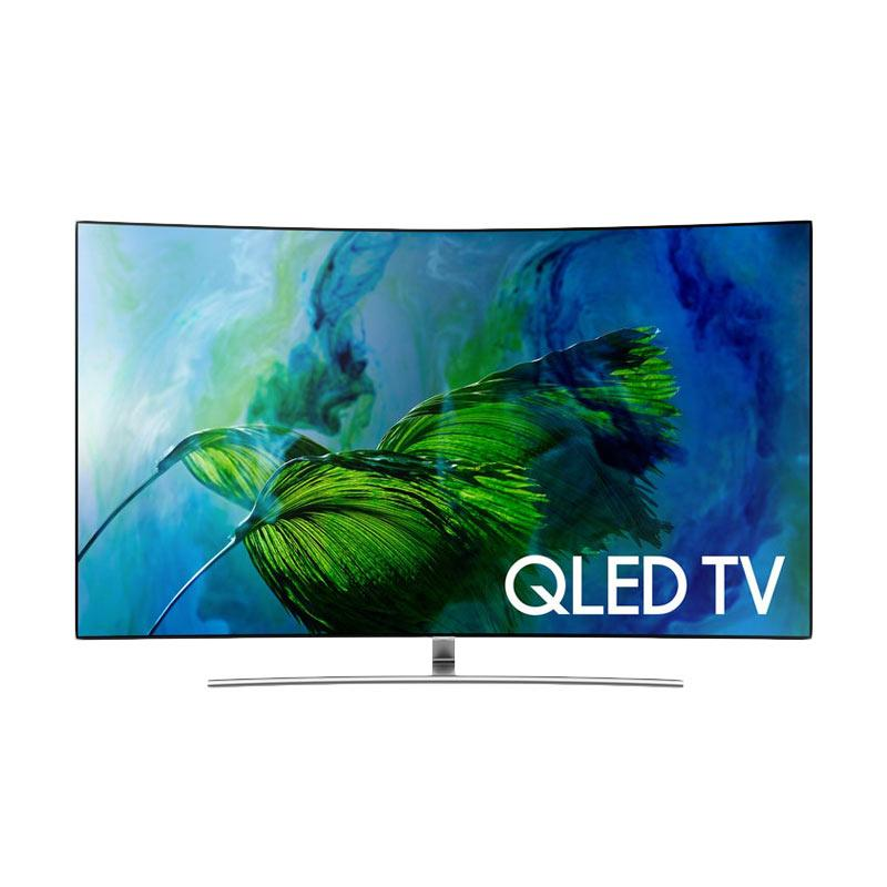 Samsung 65Q8C Curved Smart QLED TV [65 Inch]