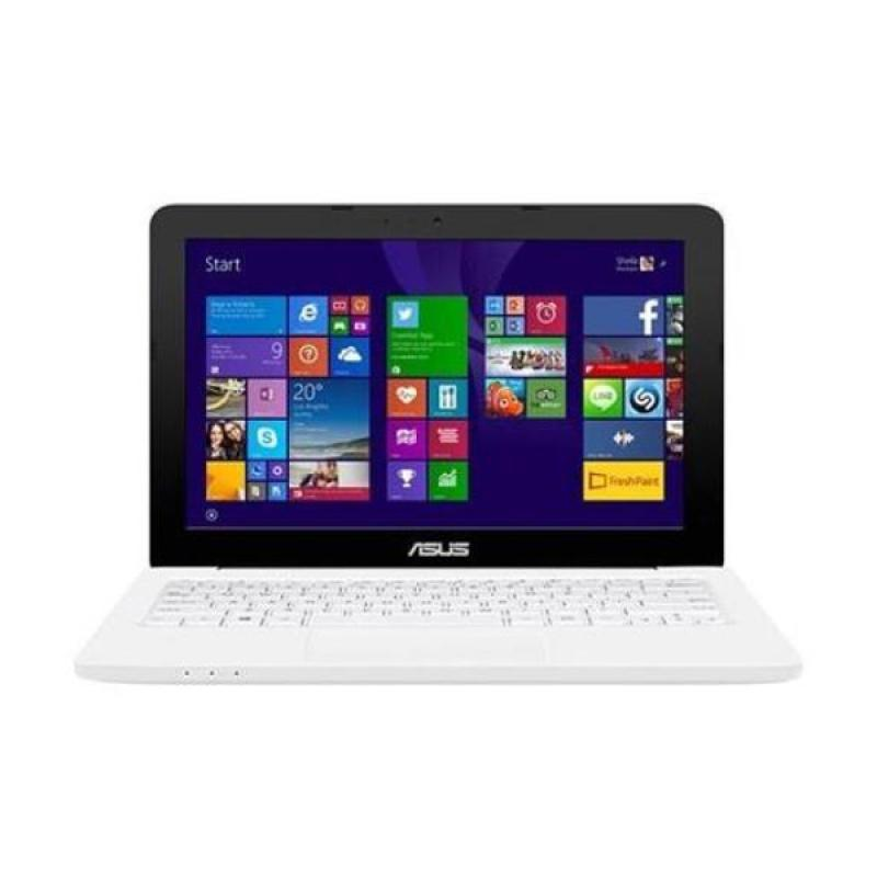 Asus E202SA-FD112D Notebook - White [N3060/HDD 500GB/11.6 Inch/DOS] - 9286302 , 15444585 , 337_15444585 , 3075000 , Asus-E202SA-FD112D-Notebook-White-N3060-HDD-500GB-11.6-Inch-DOS-337_15444585 , blibli.com , Asus E202SA-FD112D Notebook - White [N3060/HDD 500GB/11.6 Inch/DOS]