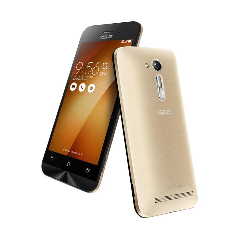 Asus Zenfone Go ZB450KL Smartphone - Gold [8GB/1GB]