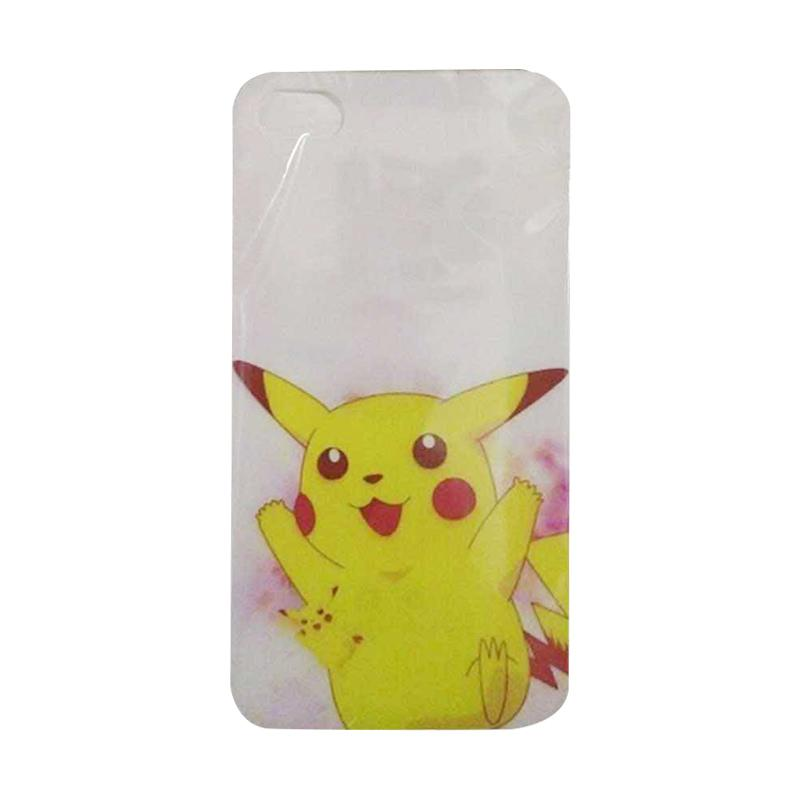 FDT TPU Pokemon 006 Casing for Apple iPhone 4 or 4S
