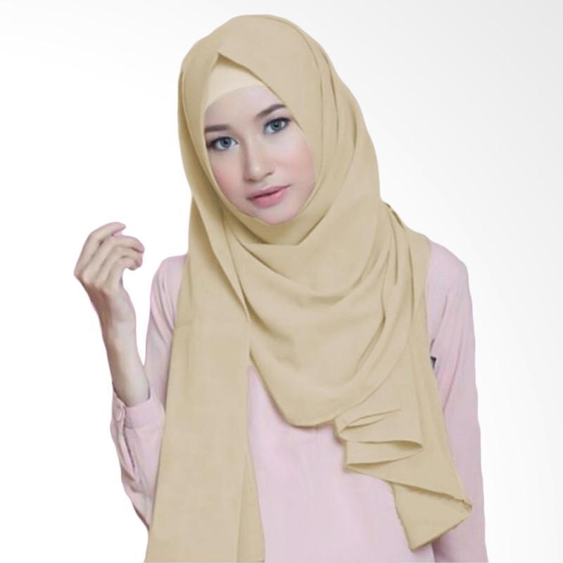 Kus Group Hijab Diamond Pashmina - Cream