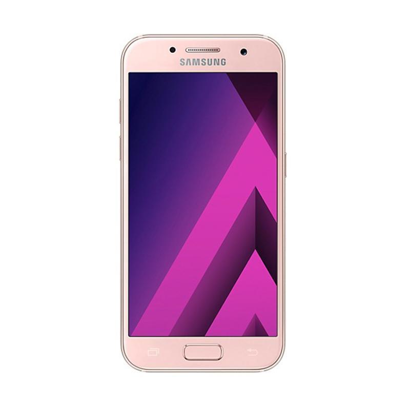 Daily Deals - Samsung Galaxy A3 2017 Smartphone - Pink [16 GB/2 GB]