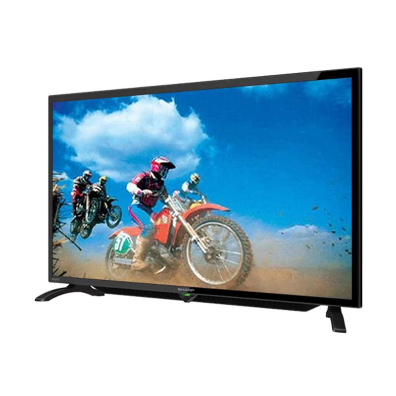 Sharp 40LE185I Super ECO Mode Full HD LED TV [40 Inch]+ BONUS BRACKET DINDING