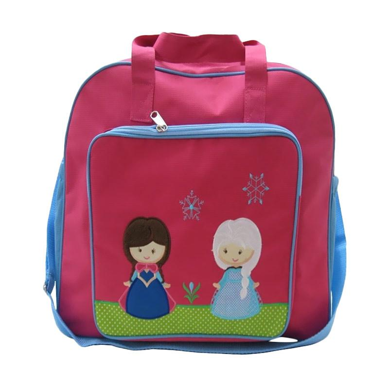 Wonderland Diaper Baby Bag Tas Bayi - Pink