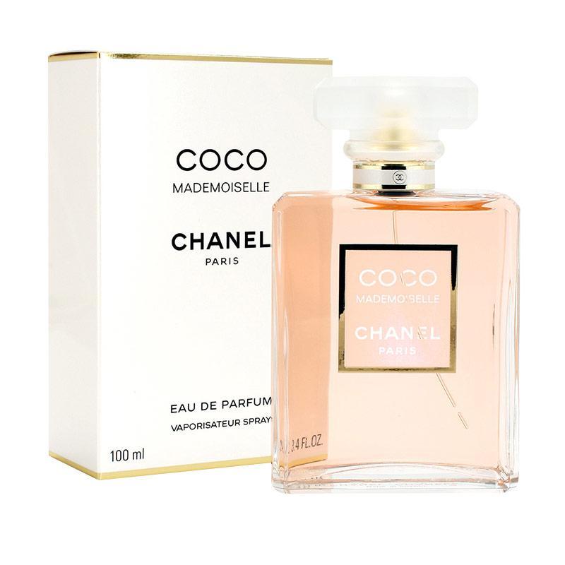 Chanel Coco Mademoiselle Parfum EDP Wanita [100 mL] Ori Tester Non Box