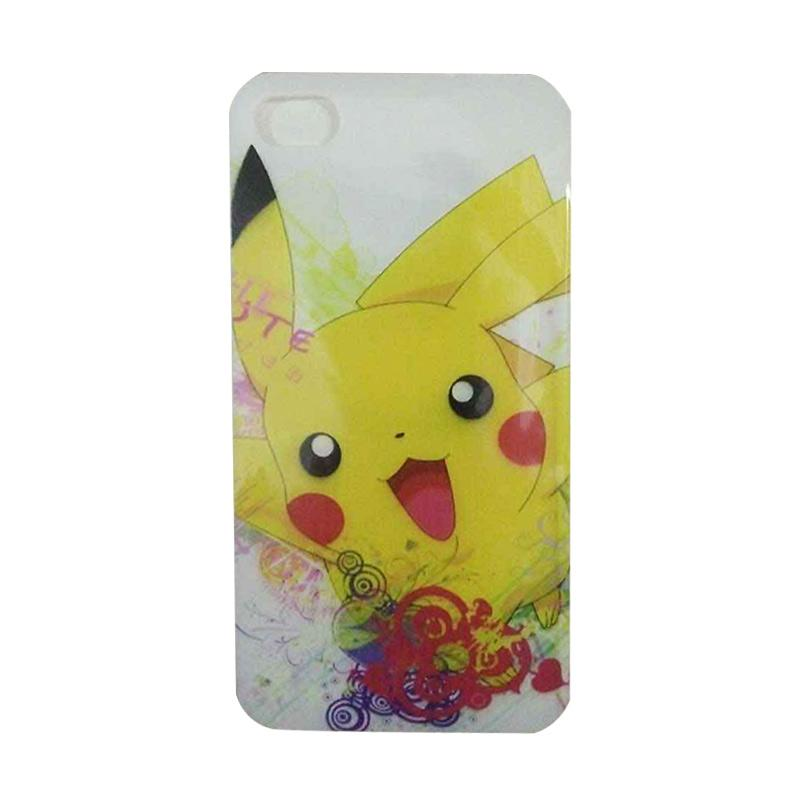 FDT TPU Pokemon 007 Casing for Apple iPhone 4 or 4S
