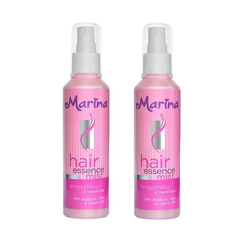 Marina Hair Essence Mist Smoothing [100 mL/ 2pcs]