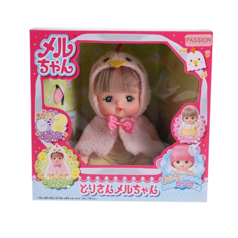 Mel Chan Rooster Mell Chan Mainan Anak