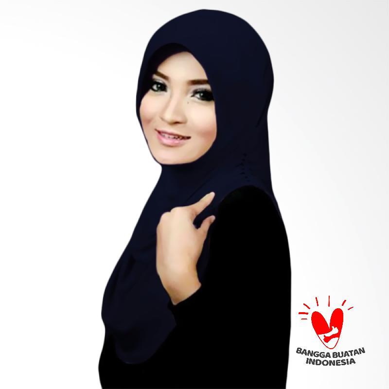 Milyarda Hijab Instant Rumana - Navy