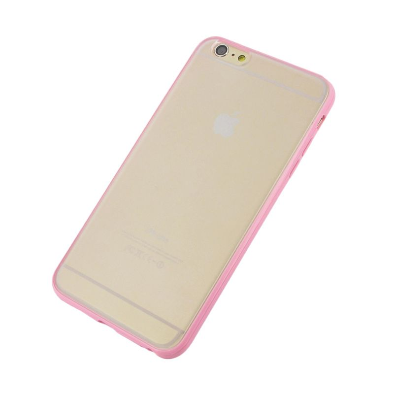 The Kingtech Bumper Pink Casing for Iphone 5