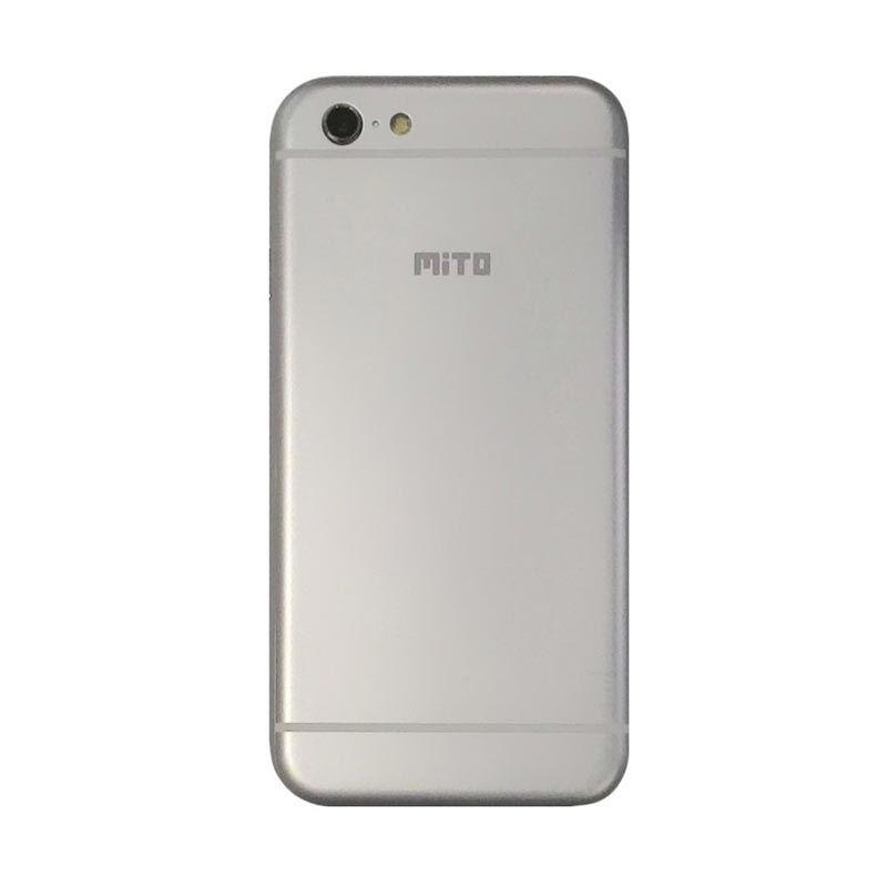 Mito 650 Smartphone - Putih [Dual SIM]