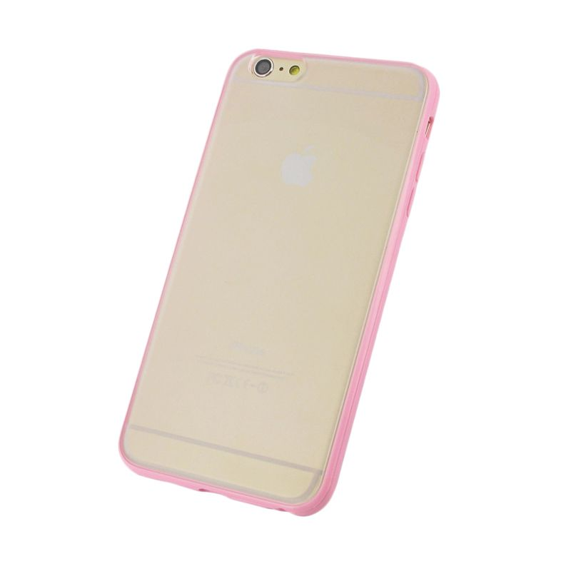 The King Tech Bumper List Pink Casing for Samsung S4