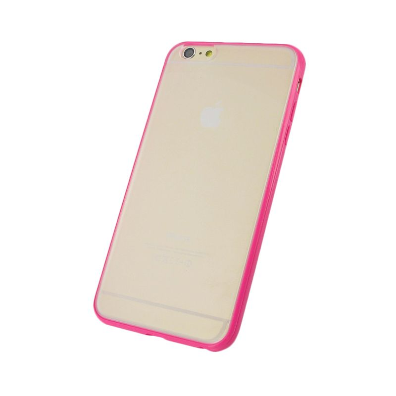 The King Tech Bumper List Pink Casing for Samsung S5