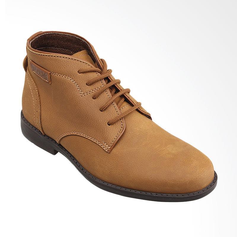 Jual Borsa Virtuoso Sepatu Boots Pria