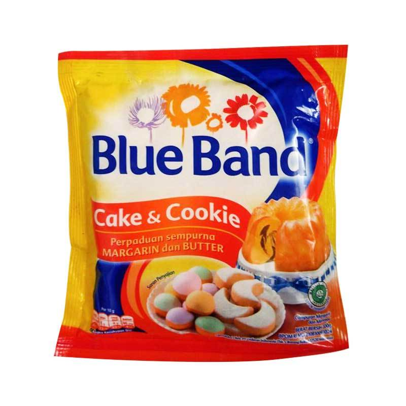 Blue Band Cake And Cookies Harga