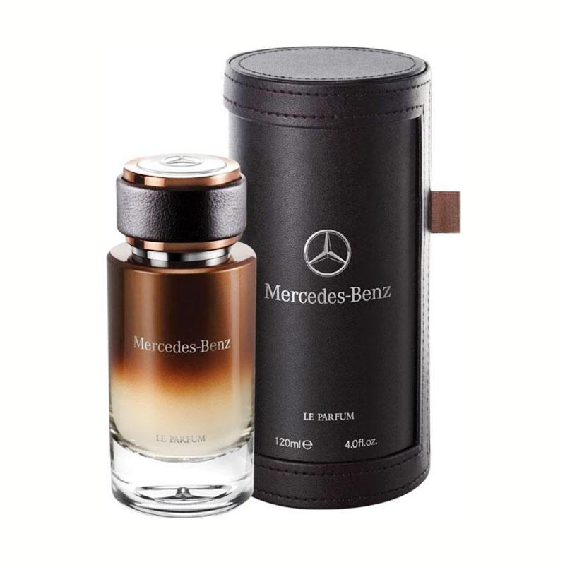 jual mercedes benz le parfum edp pria 120 ml online. Black Bedroom Furniture Sets. Home Design Ideas