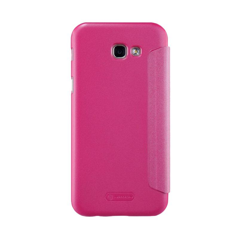Jual Nillkin Sparkle Leather Flip Cover Casing For Samsung