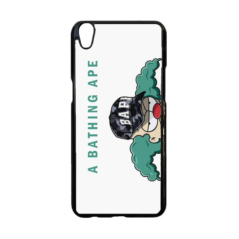 Jual Acc Hp A Bathing Ape Funny J0063 Casing For Oppo Neo