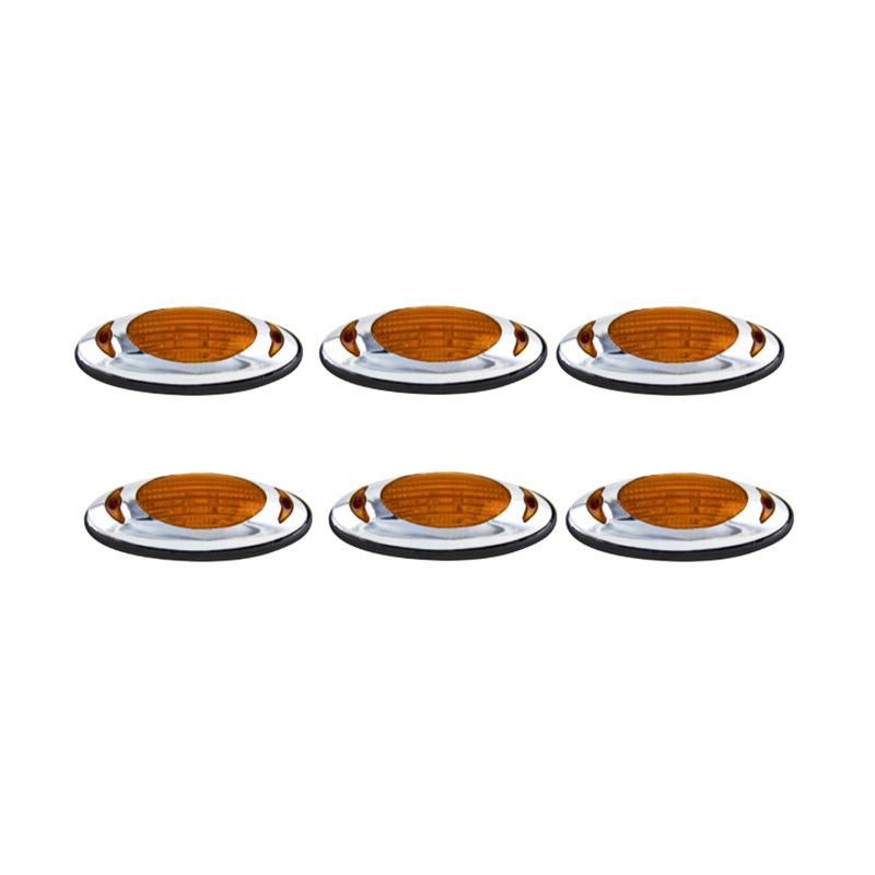 Jual DNY 250 LED Set Bohlam Lampu Mobil 6 Pcs Online