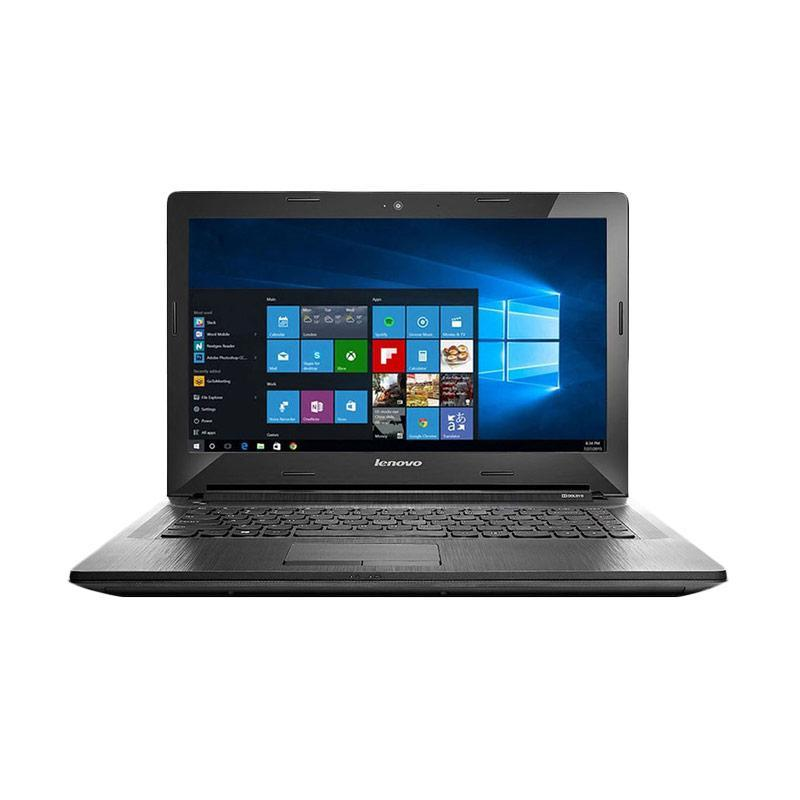 jual lenovo ideapad 100 15ibd notebook   black 5005u 2gb